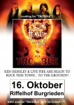 Ken Hensley Trouble kl