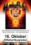 Ken Hensley Trouble kl